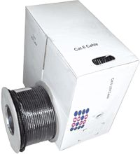 £30 for 30m - Cabling4Less 100m CAT6 UTP Outdoor Network/Ethernet Cable