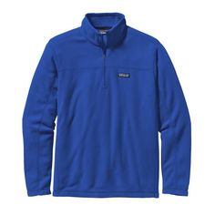 Patagonia M's Micro D Fleece Pullover - Viking Blue