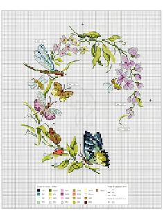 Oiseaux, papillons et petites betes au point de croix 2017 — Яндекс. Oiseaux, papillons et petites betes au point de croix 2017 — Яндекс. Butterfly Cross Stitch, Cross Stitch Love, Cross Stitch Animals, Cross Stitch Flowers, Cross Stitch Charts, Cross Stitch Designs, Cross Stitch Patterns, Butterfly Pattern, Cross Stitching