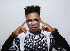 Download New Audio : Reekado Banks – Kiss Me { Official Audio }