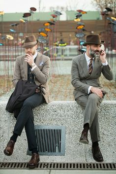 Street Style Pitti Uomo 85 MATCHESFASHION.COM #MATCHESFASHION #MATCHESMAN