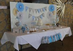 First Communion Baptism Party Ideas   Photo 2 of 16   Catch My Party