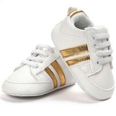 4273a0fae2a2 ROMIRUS Baby Boys Girls Soft-soled Sneaker PU Læder Småbørn Sko