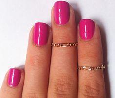 Chain Rings.