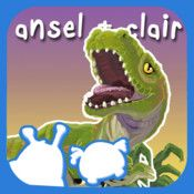 Ansel and Clair: Cretaceous Dinosaurs free today 11/16/12