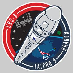 SpaceX CRS-6, also known as SpX-6, was a cargo resupply mission to the International Space Station, contracted to NASA.  Launch site	Cape Canaveral SLC-40