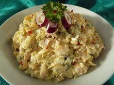 Vlašák z kysaného zelí Czech Recipes, Ethnic Recipes, Salad Recipes, Snack Recipes, Hungarian Recipes, What To Cook, Potato Salad, Food To Make, Food And Drink