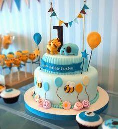 BeyazBegonvil I Kendin Yap I Alışveriş IHobi I Dekorasyon I Makyaj I Moda blogu: Doğum Günü Önerileri I Bebekler için 1 Yaş Pastaları