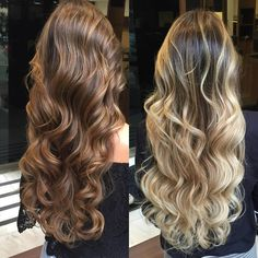 71 most popular ideas for blonde ombre hair color - Hairstyles Trends Belliage Hair, Bad Hair, Hair Color Auburn, Ombre Hair Color, Cabelo Ombre Hair, Hair Styler, Beautiful Long Hair, Blonde Balayage, Ponytail Hairstyles