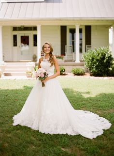 beautiful lace gown | Nathan Westerfield