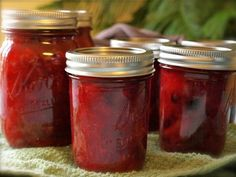 Cranberry Apple Jam and the Last of Canning Season | Simple, Good and Tasty
