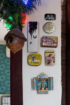 Casa pequena, casa charmosa, detalhes da decoração, parede decorada.