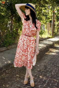 Vintage Dress [Bleubird Vintage]