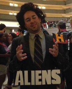 Best cosplay I've seen in awhile