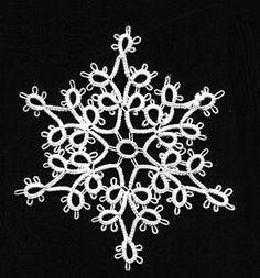 Leaves Flake snowflake