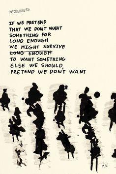 Putdownness 20 February 2015: Pretend