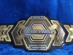 Global Force Wrestling, Awa Wrestling, Japan Pro Wrestling, Wwe Championship Belts, Lucha Underground, Wwe Tna, Star Children, Combat Sport, Professional Wrestling
