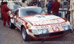1973 Ferrari 365 GTB/4 Le Mans Racing Sports Cars
