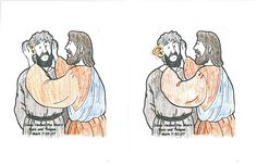 Bible Story: Mark 7:32-37 What He has done: Jesus healed the man who could not hear or speak.