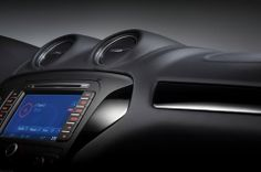 Ford Mondeo 2013 Dashboard in Leather