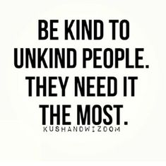 Be KIND !