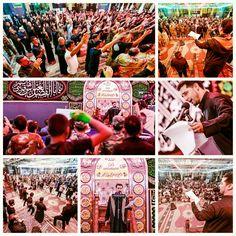 [ 8 Muharram 1438 ]  Commemoration Inside Al-Askarian  Holy Shrine