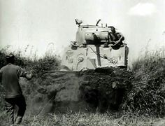 Bulldozing Burma (near Lashio, 1945)