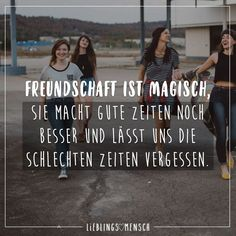 Wir Bleiben Freunde Bis Wir Alt Und Vergesslich Sind Und Dann