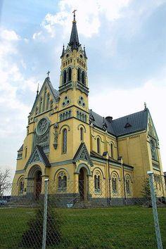 Catedral católica -  Fastiv -  Kiev - Ucrânia.