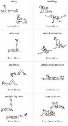Gym In House At Home Workout For Flat Stomach Workouts Body Works Exercises Health Care Get Shape Abs Losing Weight Crunches