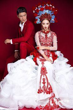 Photography fashion studio awesome 31 New Ideas Chinese Wedding Dress Traditional, Chinese Style, Asian Style, Oriental Fashion, Ethnic Fashion, Photography Women, Fashion Photography, China Mode, Wedding China