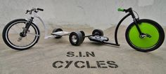 SIN Cycles d trikes