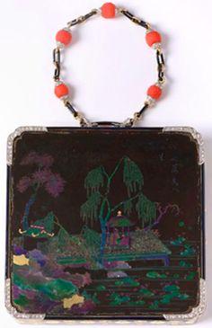 Cartier Lipstick Case, Lipstick Holder, Vintage Purses, Vintage Bags, Cartier Jewelry, Jewelery, David Webb, Vintage Vanity, Evening Bags