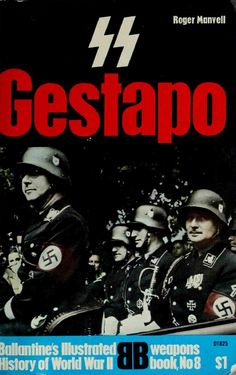 SS and Gestapo, 164 pages