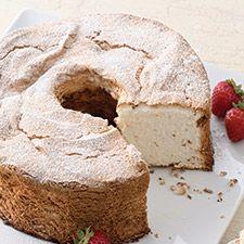 Gluten-Free Angel Food Cake: King Arthur Flour