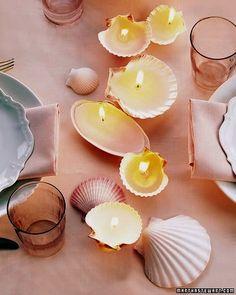 30 Beach Themed Wedding Projects & DIY Inspiration | Confetti Daydreams