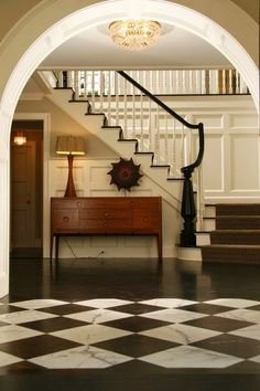 South Shore Decorating Blog: Spiraling Stairs, Steel Doors, and More