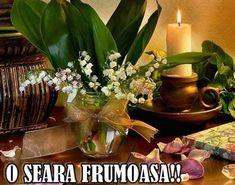 Good Morning, Entertaining, Table Decorations, Plants, Inspiration, Furniture, Home Decor, Night, Buen Dia