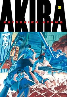 Akira, Volume 3 by Katsuhiro Otomo Neo-Tokyo, built on the ashes of a Tokyo annihilated by a blast of unknown origin that triggered World War III. The lives of two streetwise teenage friends, Tetsuo and Kaneda, change forever when paranormal abilities begin to waken in Tetsuo ... Katsuhiro Otomo's stunning science fiction masterpiece is considered by many to be the finest work of graphic fiction ever produced, and Otomo's brilliant animated film version is regarded worldwide as a classic.