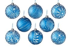 Christmas balls and cards - Cards - 2