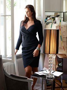 Plussize Fashion, awesome dress!