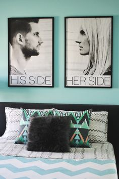 Inspiration- His Side + Her Side!