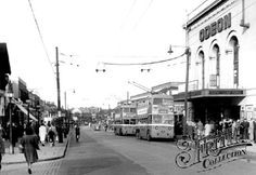 Longbridge road 1950's.