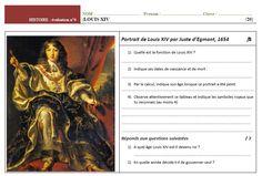 Une évaluation sur Louis XIV