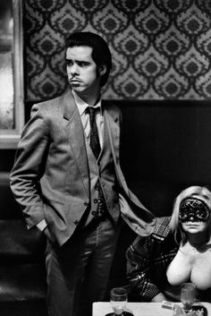 Nick Cave / Musician / Black and White Photography by Anton Corbijn Nick Cave, Joy Division, Miles Davis, Clint Eastwood, Photography Women, Portrait Photography, Food Photography, Don Corleone, Black And White People