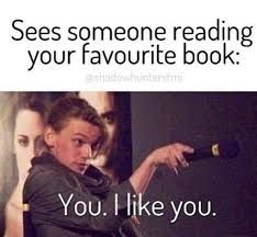 Image result for funny mortal instruments memes