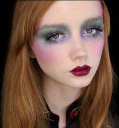 60s makeup Tumblr | Makeup #Biba makeup #beauty #Biba #gorgeous #model #lisa eldridge