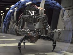 In honor of the new killer droid in Rogue One: A Star Wars Story, we take a tour through Star Wars' many canonical droids that both love and hate meatbags. Droides Star Wars, Star Wars Droids, Star Wars Characters, Star Wars Episodes, They See Me Rollin, Star Wars Vehicles, Galactic Republic, Battle Droid, Star System