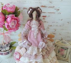 MUÑECAS TILDA DE Куклы и ангелочки от Ланы C/L