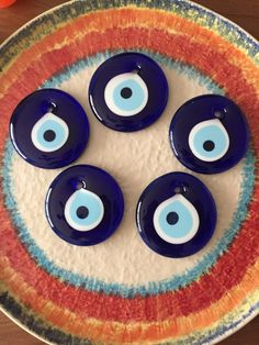 A personal favourite from my Etsy shop https://www.etsy.com/listing/276391872/evil-eye-bead-7cm-5-pcs-nazar-boncuk